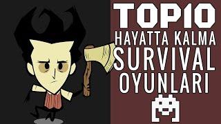 Top 10: En İyi Hayatta Kalma - Survival Oyunları