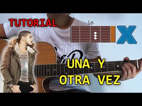 Cómo tocar Una y Otra Vez de Manuel Medrano en Guitarra | Tutorial