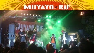 Muyayo Rif - Welcome to the Jungle 28.06.2013