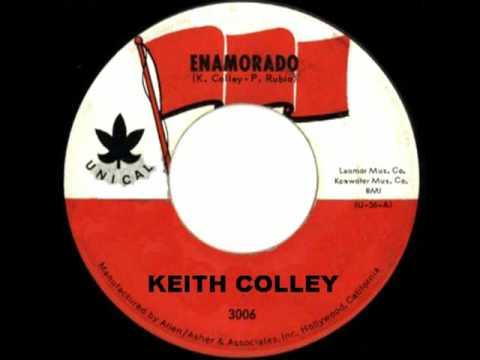 KEITH COLLEY 1963 Hit ENAMORADO