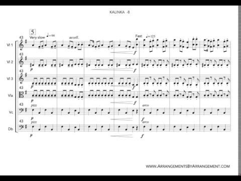 Junior Strings - Kalinka