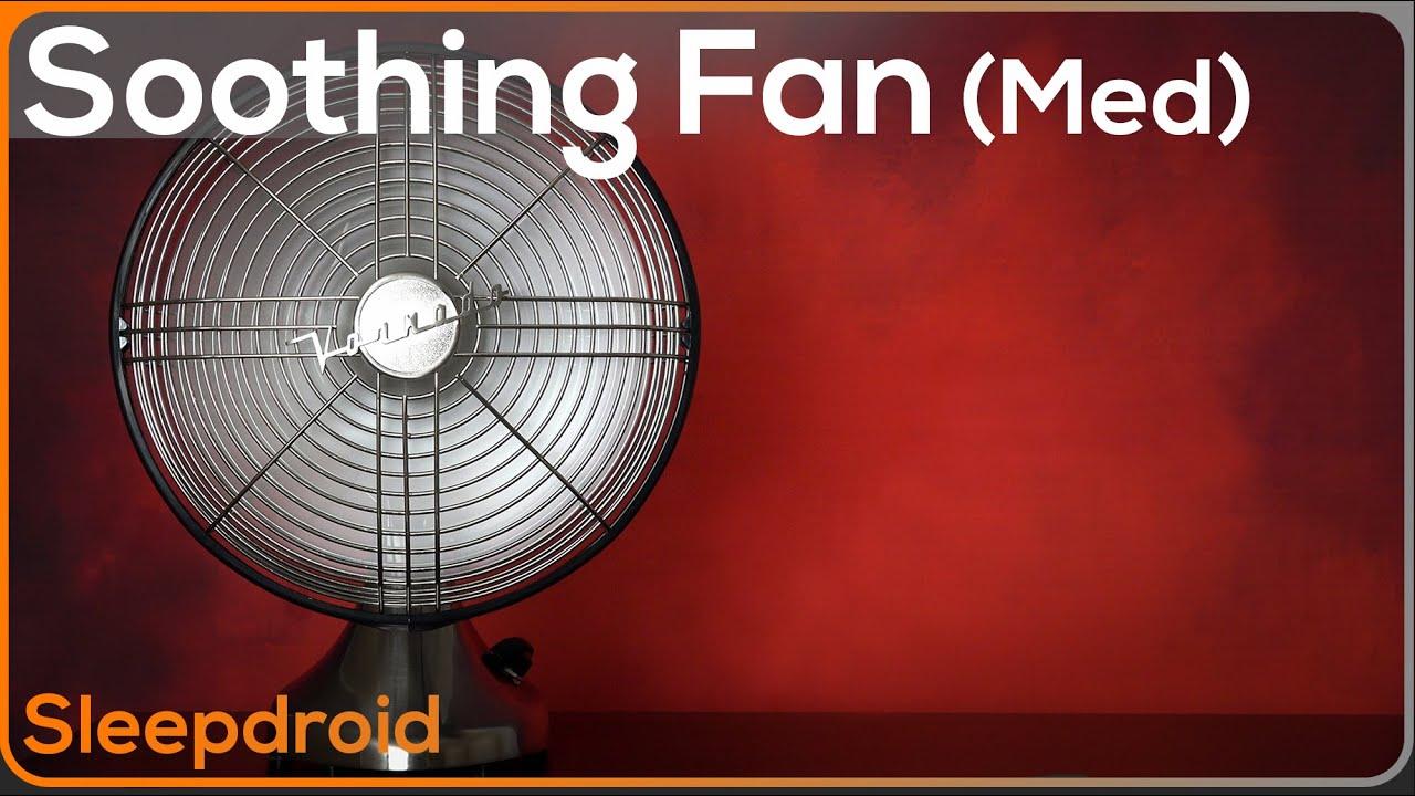 Fan White Noise For Sleeping Studying 10 Hours Of Fan