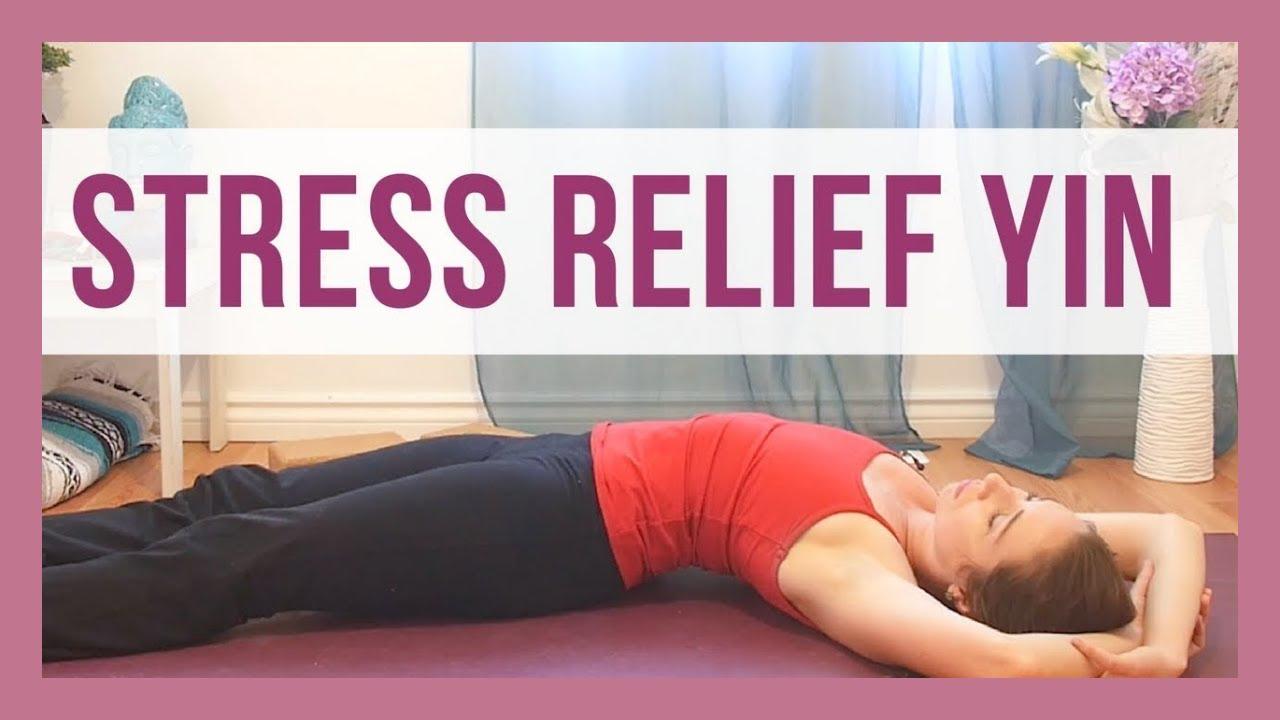 Yin Yoga Poses For Depression