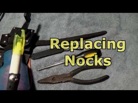 Quick HOW TO : Broken Nocks