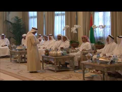 Khalaf Al Habtoor visits HH Hamdan bin Zayed Al Nahyan