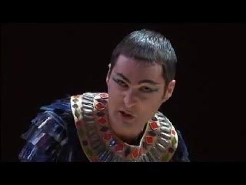 7 - L'empio, sleale, indegno (Tolomeo - aria 1) - Giulio Cesare, Act 1, Scene 6