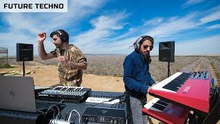 Y do I - Future Electro Minimal Mix 2020 Nature in Israel (DJ Set Live)