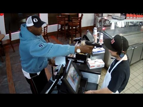 Man Is Super Chill While Being ROBBED At Gunpoint! | What's Trending Now!