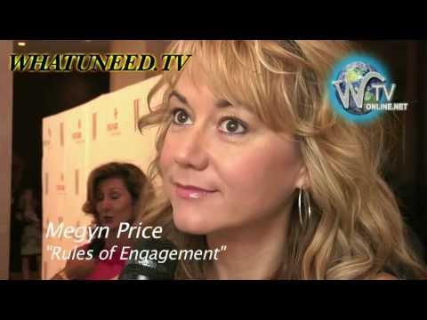 Megyn Price on Lindsay Lohan, Sandra Bullock, Reese Witherspoon & Scarlett Johansson
