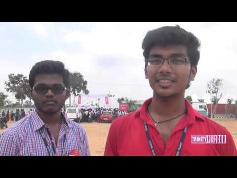 'WORLD RECORD EVENT' Save a Life at Saveetha University, Thandalam