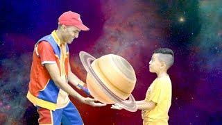 عمو صابر والكواكب - amo saber the planets