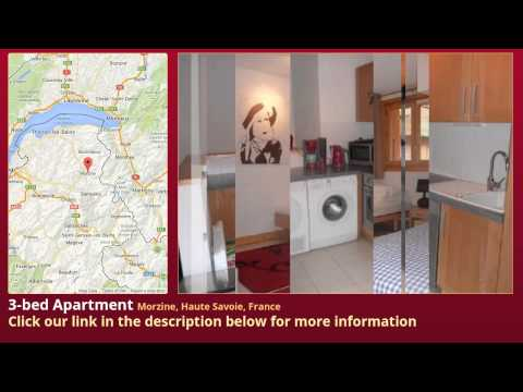 3-bed Apartment for Sale in Morzine, Haute Savoie, France on frenchlife.biz