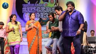 Dancing (Fun) Moments @ Thurigai Singers 2013 Final | Switzerland | 4TamilMedia