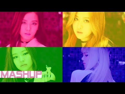 BLACKPINK - DDU-DU DDU-DU / Boombayah / Whistle / Playing With Fire / As If It's Your Last (MashUp)