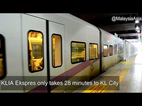 KLIA Express Train Review