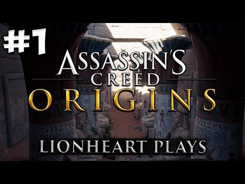 A FATHER'S VENGEANCE! Assassin's Creed Origins  Lionheart Plays 1