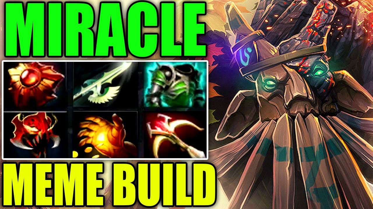 Miracle Treant Protector Meme Build For Fun Stuntwood
