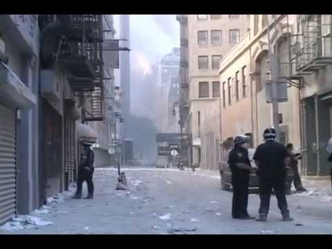 9/11/2001 - Tower 1 collapse, plane witnesses, WTC workers, WTC7 audio