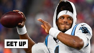 cam-newton-suffers-sprained-ankle-panthers-preseason-game-patriots