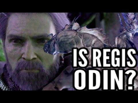 Final Fantasy XV new trailer cutscenes theory: Aranea spider-queen, Odin Regis & Leviathan battle