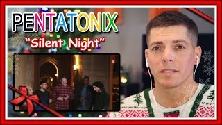Pentatonix Reaction | Silent Night (Live) [Official Video]