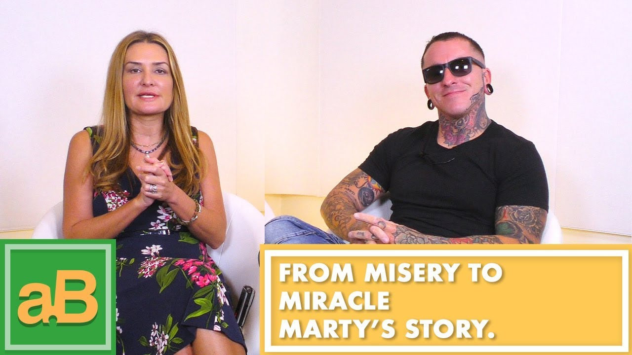 From Misery to Miracle, Marty's Story