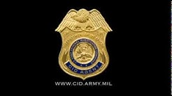 U.S. Army CID Computer Crime Investigative Unit Cyber Crime Prevention PSA