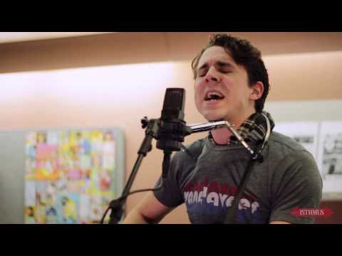 "Isthmus Live Sessions: Joe Pug - ""Burn & Shine"""
