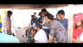 Loveyatri | Tyre Challenge | Aayush Sharma | Warina Hussain | 5th October