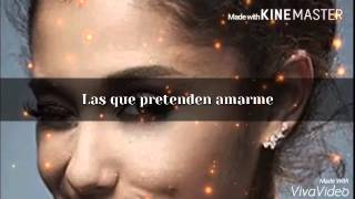 Ariana Grande Ft. The Weeknd - Love Me Harder (Traducida al Español)