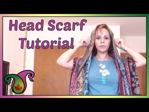 How To Wear A Scarf In Iran