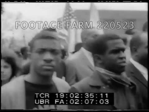 US Civil Rights - 220523-03 | Footage Farm
