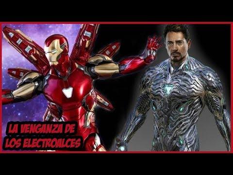 El Traje de Vibranium Mark 85 de Tony Stark en Avengers Endgame – Iron Man Teoría –