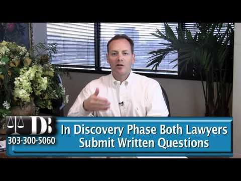 More Inside Secrets of How a Colorado Personal Injury Lawsuit Works