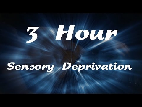 My 3 HOUR Sensory Deprivation Tank Experience: A meditation trip unlike any other