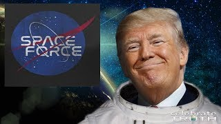 'Space Force' Announced as President Trump Creates The 6th Military Branch