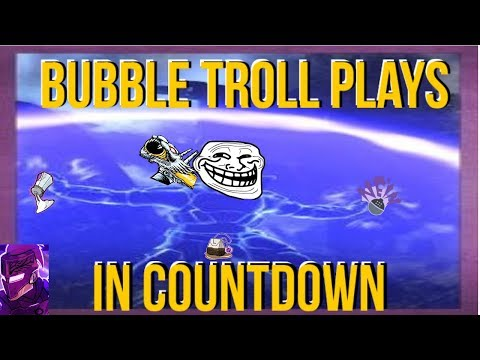 TROLLING WITH BUBBLES IN COUNTDOWN! DESTINY 2 thumbnail