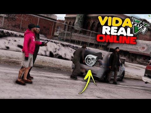 GTA V : VIDA REAL : FUI NO CANADA COMPRAR A TURBINA PRO MONZA ! #473