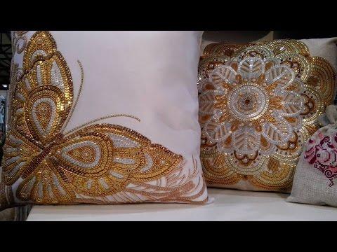 Наборы декоративных подушек ВДВ - YouTube