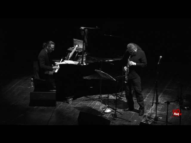 ArtMaker.tv | Correggio Jazz 2016 - Girotto-Gwis Duo