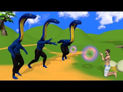 नीला साँप - Blue Snake | Snake Hindi Story | Hindi Kahaniya | Story Demand |  हिंदी कहानियां