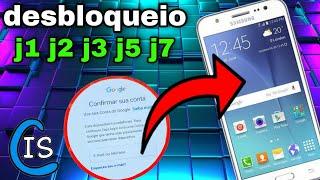 tirar conta google j1 j2 j3 j5 j7 gran prime android 5 e 6