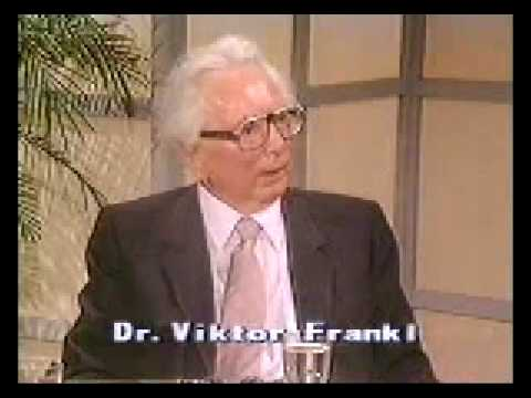 Viktor Frankl Buenos Aries Interview 1985