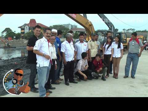 Lake Pluit Project Crews - Jakarta 2013 (Original)