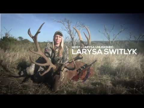 Larysa Unleashed Hunts Red Stag At Mapu Hunting Lodge Argentina