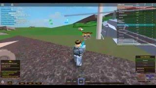 ROBLOX - Armored Patrol v8.5 Part 1 | I GOT SHR3KTED!!