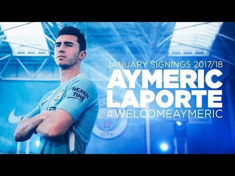 AYMERIC LAPORTE'S FIRST CITY INTERVIEW