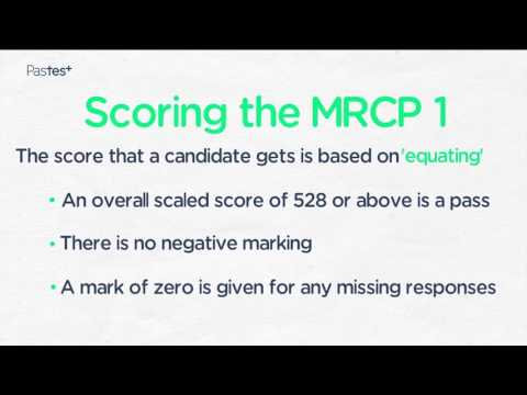 MRCP Part 1: Exam Format