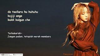 Taeyeon - Spark [EasyLyrics/IndoSub] by GOMAWO