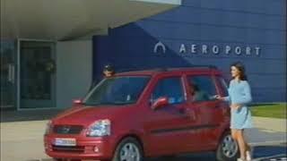 Opel Agila commercial (generation A)